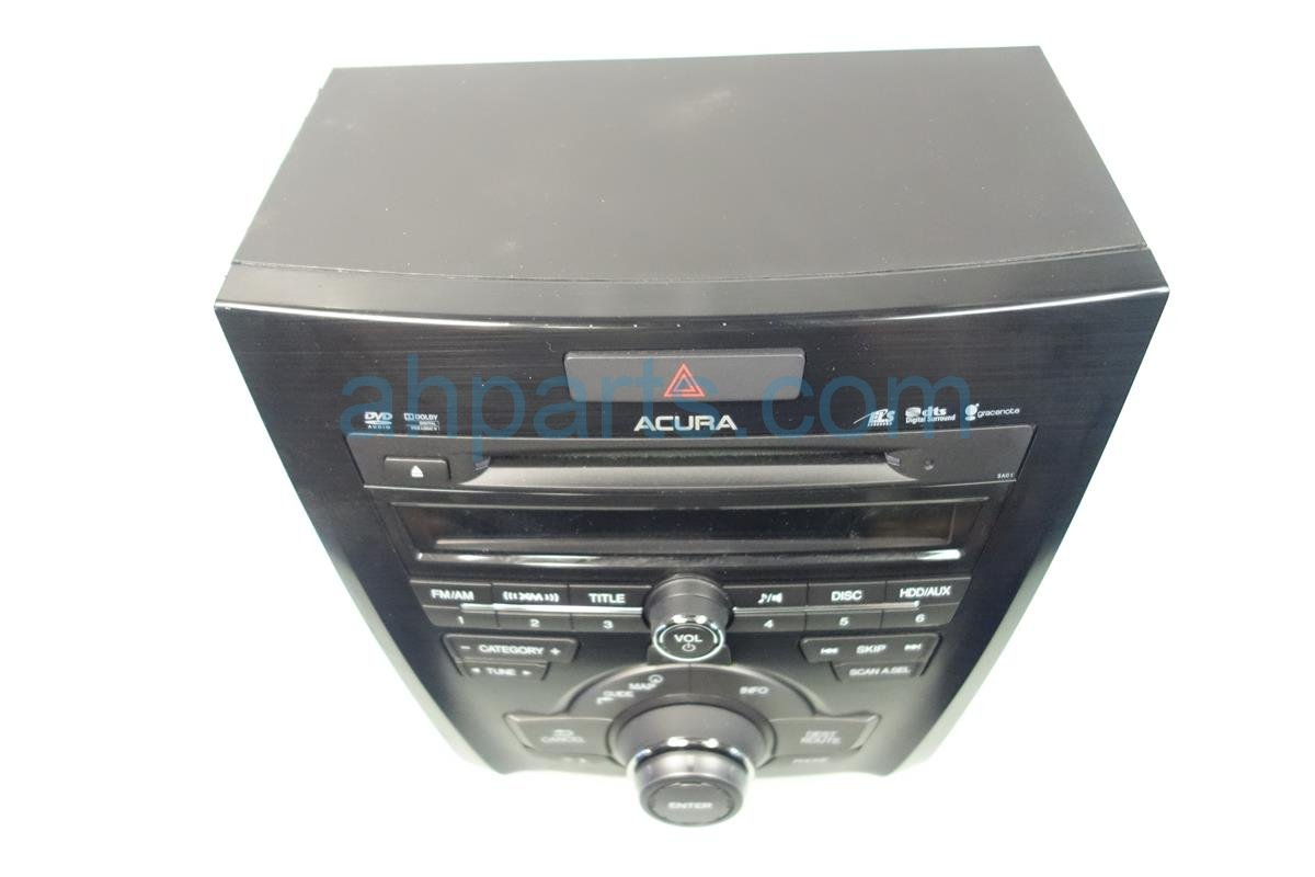 2013 Acura ILX AM FM CD RADIO TECH MODEL 2 0L 39171 TX6 A01 39171TX6A01 Replacement