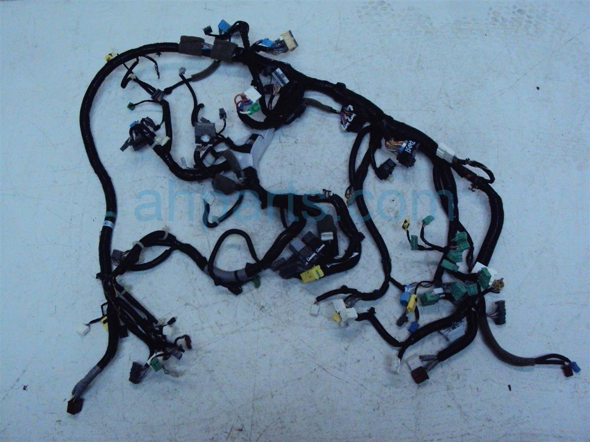 2013 Acura RDX INSTRUMENT DASH HARNESS 32117 TX5 A00 32117TX5A00 Replacement