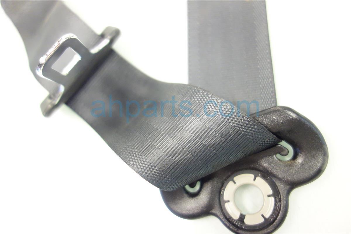 1999 Honda Prelude REAR RIGHT SEAT BELT GRAY 04824 S30 A01ZA 04824S30A01ZA Replacement