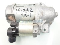 2011 Acura MDX STARTER MOTOR WALK IN ONLY TR 1 Replacement