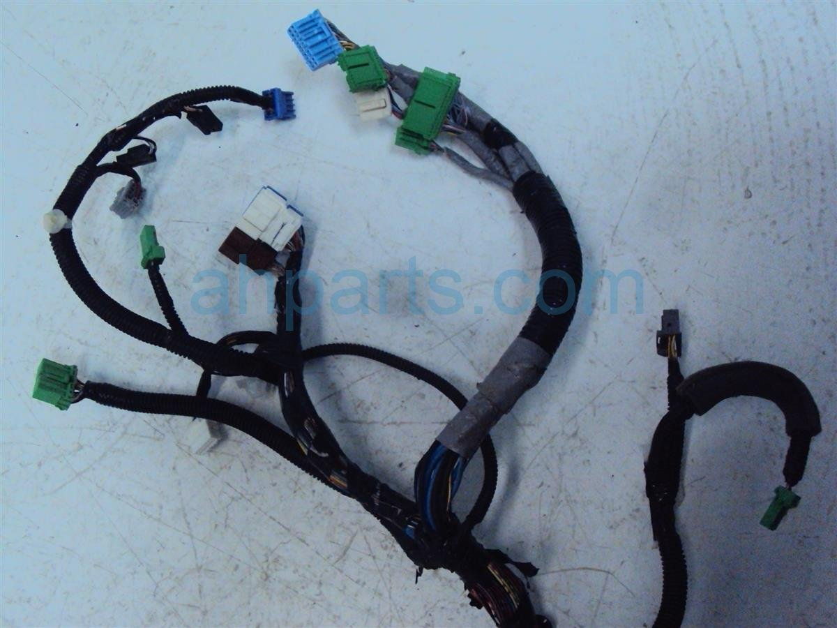 2009 Honda Accord INSTRUMENT WIRE HARNES 32117 TA0 A01 32117TA0A01 Replacement