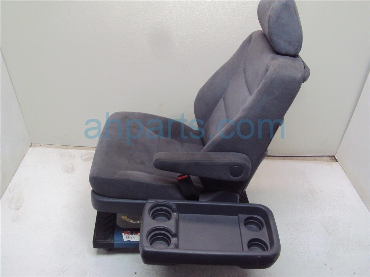2007 Honda Odyssey Front passenger SEAT gray cloth blown airbag 04811 SHJ A20ZB 04811SHJA20ZB Replacement