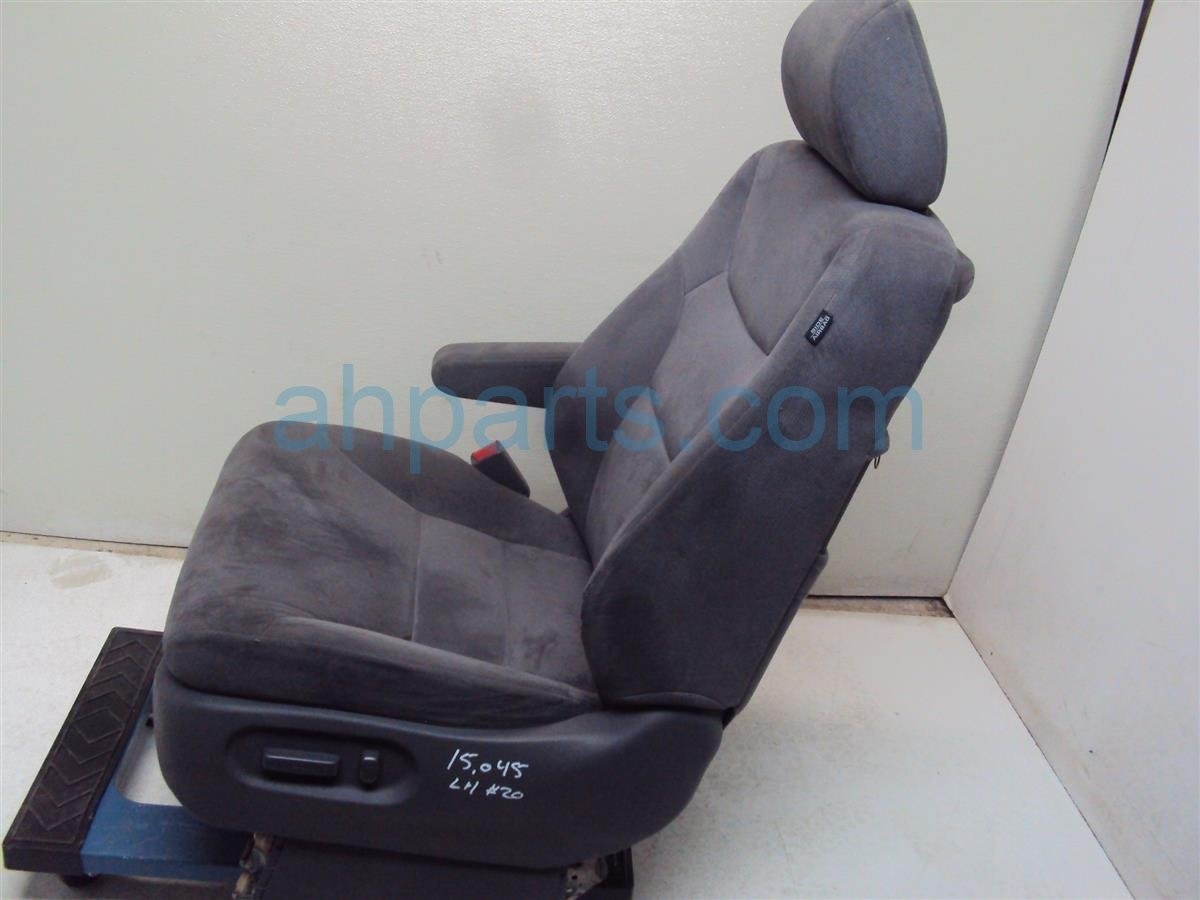 2007 Honda Odyssey Front driver SEAT gray cloth HAS RIP 04815 SHJ A20ZB 04815SHJA20ZB Replacement