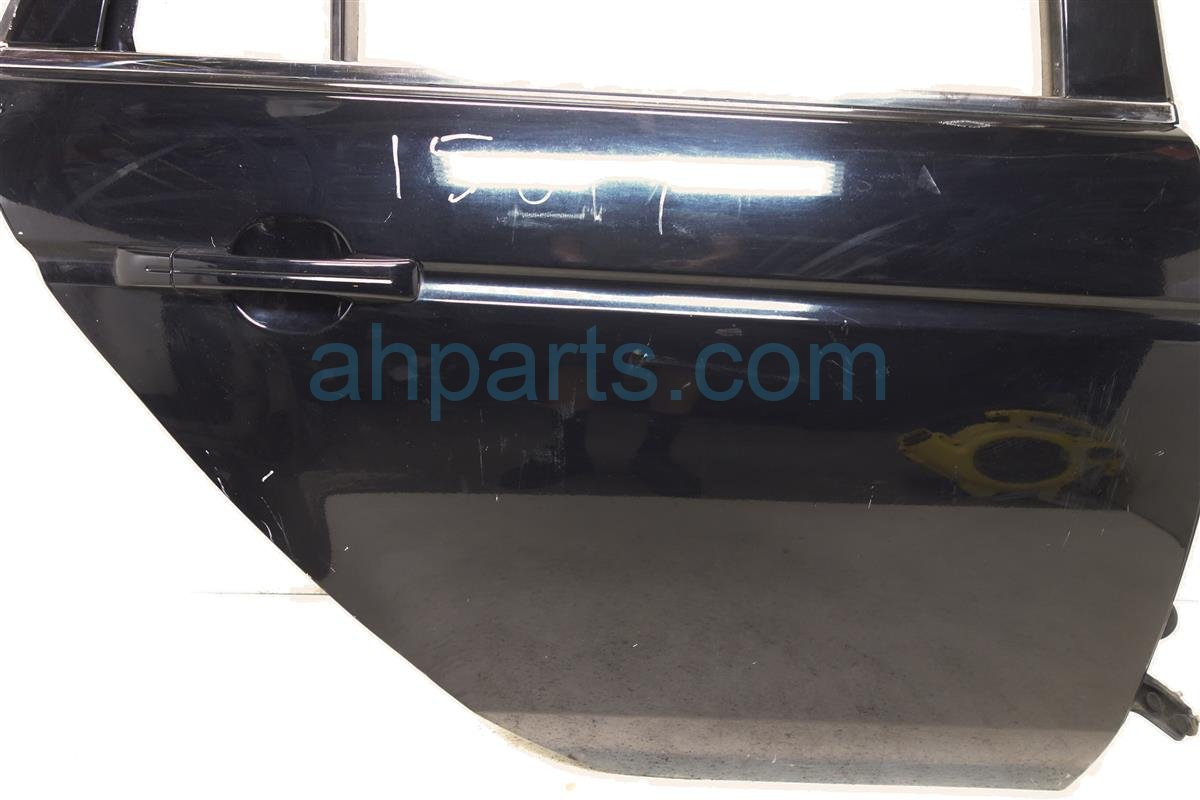 2004 Acura TL REAR RIGHT DOOR SHELL BLACK 32753 SEP A00 32753SEPA00 Replacement