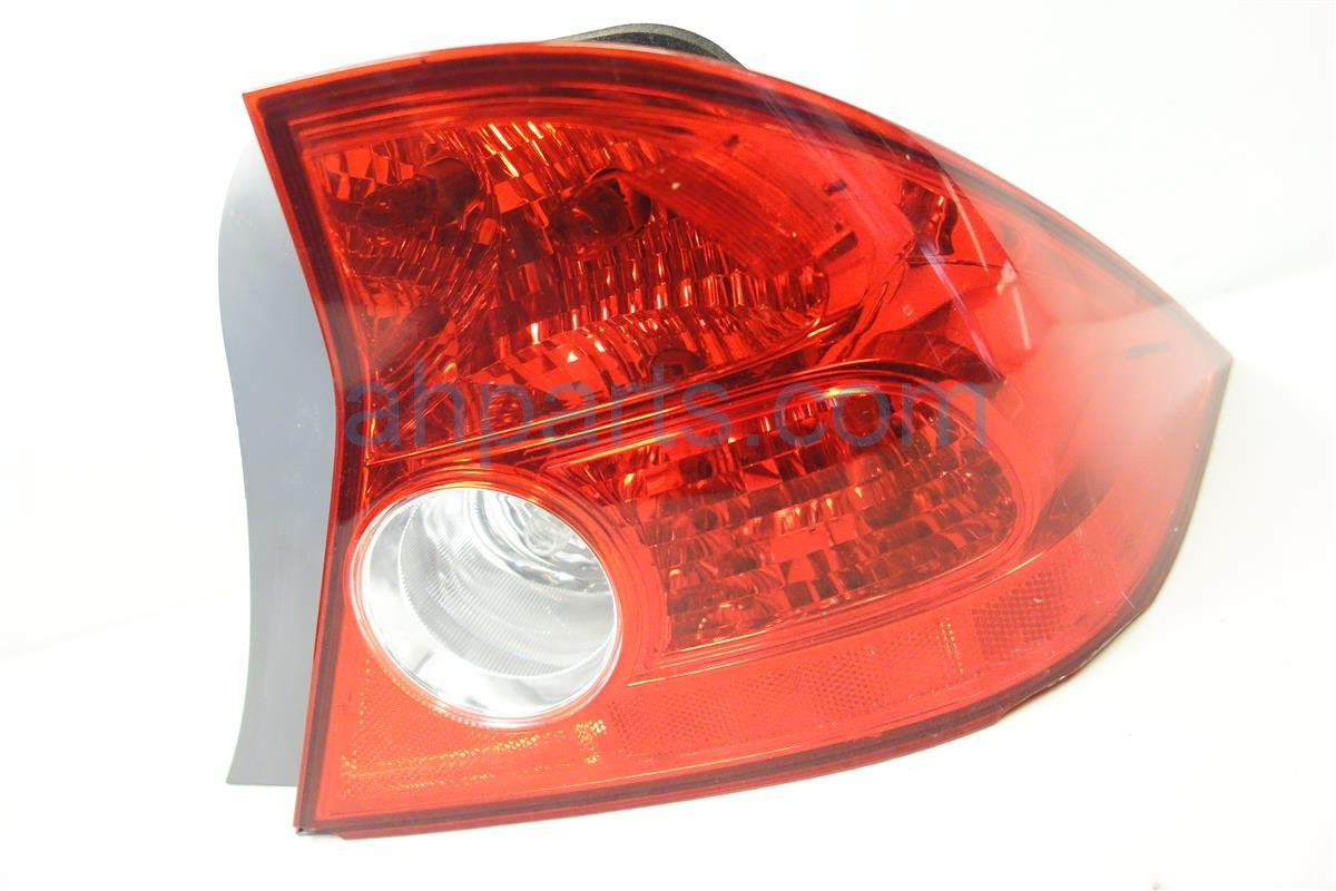 2005 Honda Civic Tail Light Rear Passenger T LAMP ON BODY 33501 S5P A11 33501S5PA11 Replacement