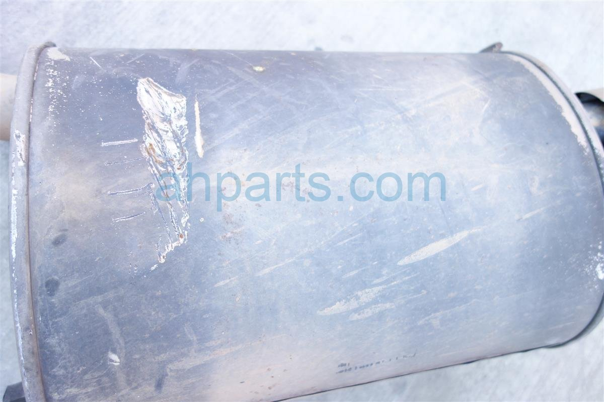 2003 Acura MDX MUFFLER SET HAS 2 DENTS 18030 S3V A04 18030S3VA04 Replacement