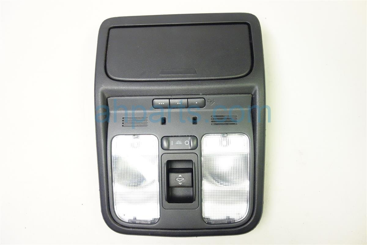 2007 Acura MDX MAP LIGHT BLACK 83250 STX A02ZA 83250STXA02ZA Replacement