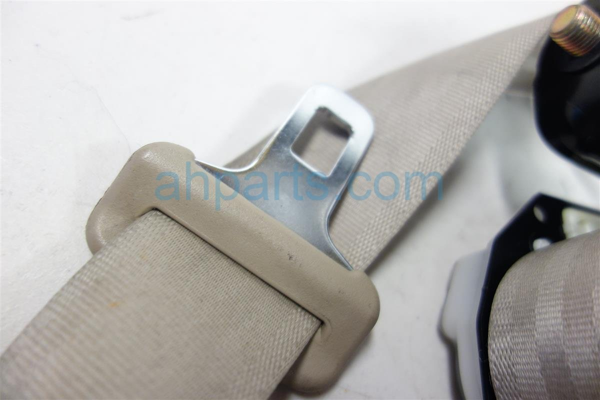 2002 Acura RL Rear RR M SEAT BELT GRAY 04827 SZ3 A01ZD 04827SZ3A01ZD Replacement