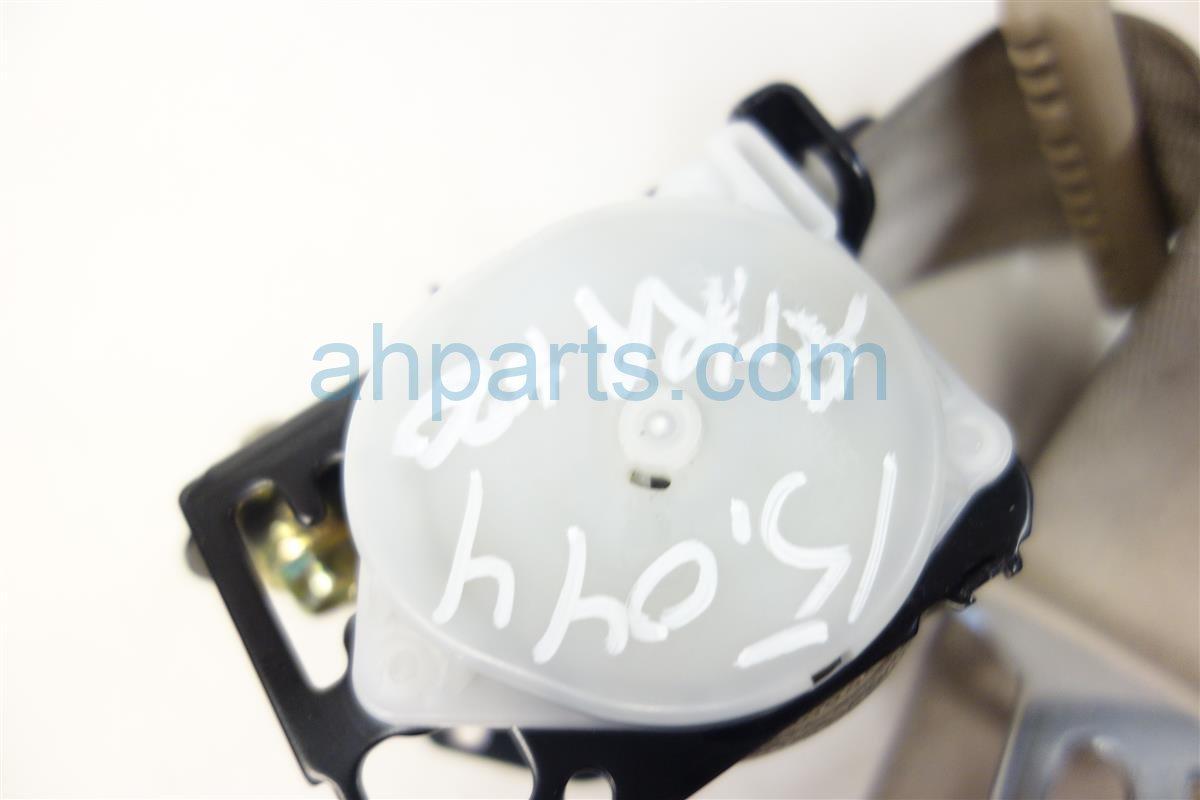 2002 Acura RL Rear passenger SEAT BELT GRAY 04824 SZ3 A01ZD 04824SZ3A01ZD Replacement