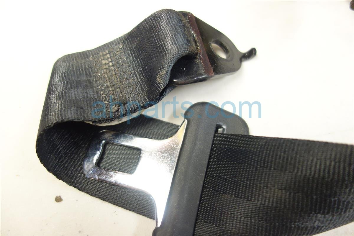 2005 Honda Civic Rear passenger SEAT BELT BLACK 04824 S5P A02ZA 04824S5PA02ZA Replacement