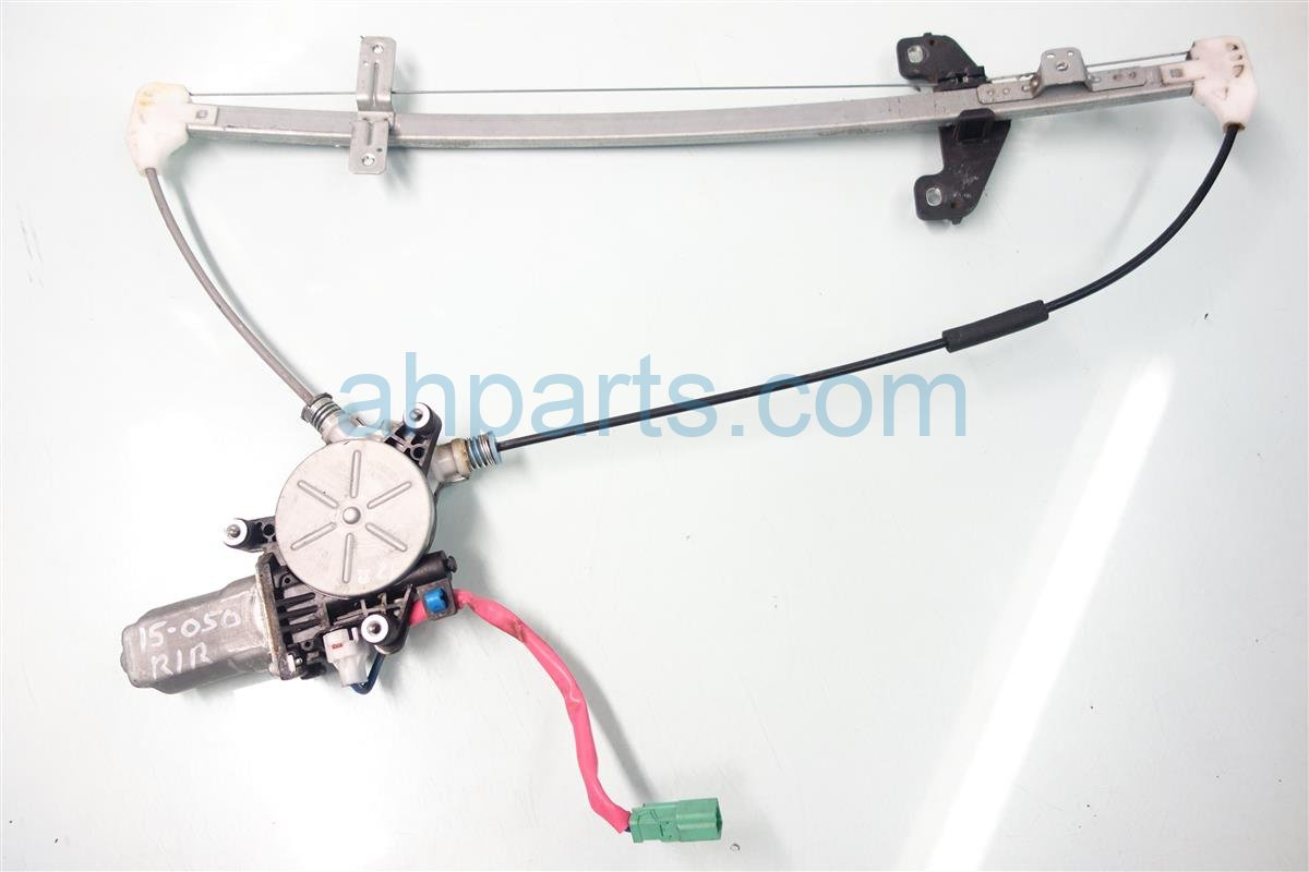 2006 Honda CR V Rear passenger WINDOW REGULATOR 72710 S9A 013 72710S9A013 Replacement