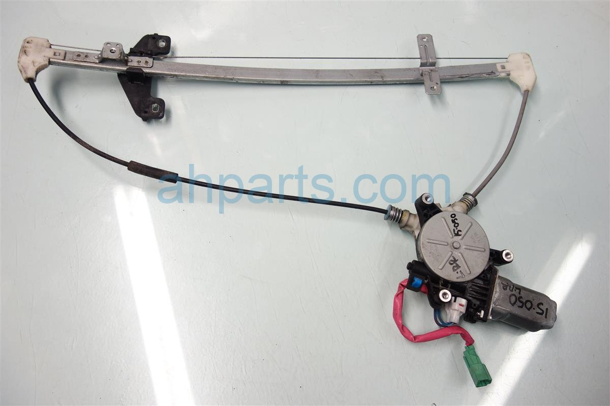 2006 Honda CR V 4DR Rear driver WINDOW REGULATOR 72750 S9A 013 72750S9A013 Replacement