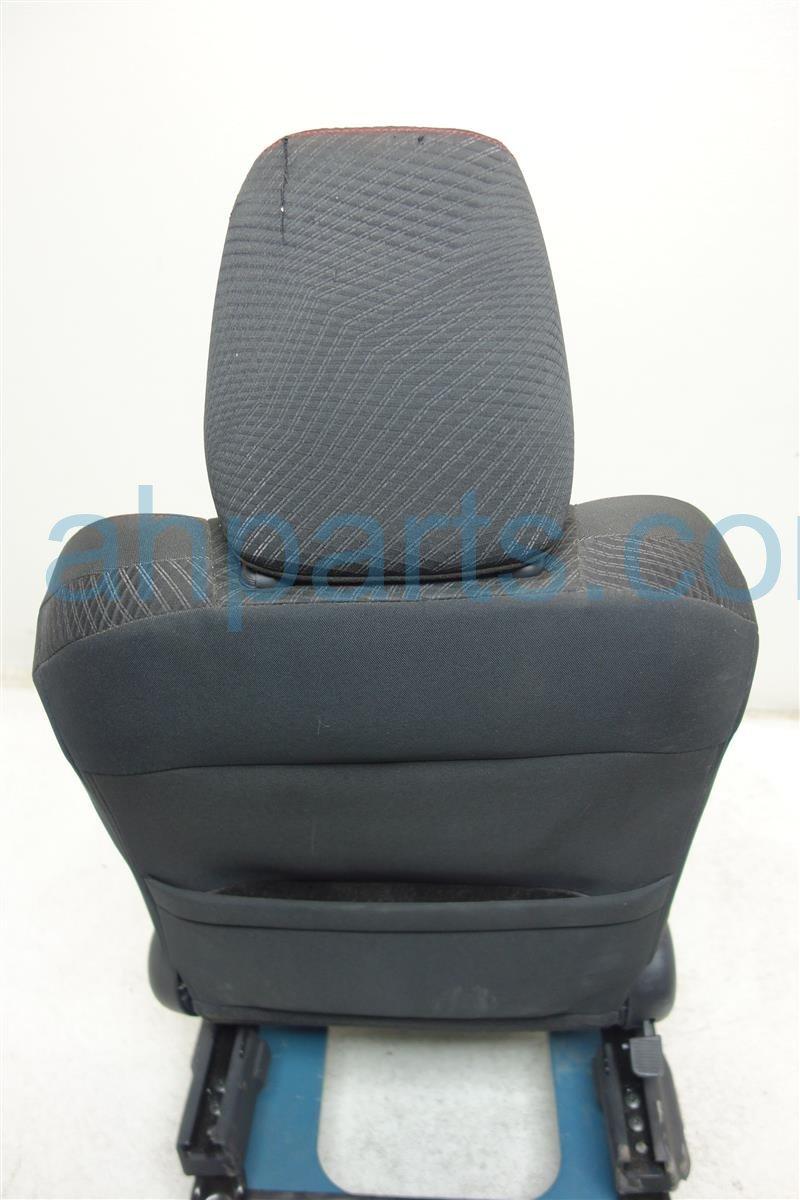 2013 Honda Civic Front passenger SEAT black SI SUEDE 81531 TR6 A91ZA 81531TR6A91ZA Replacement