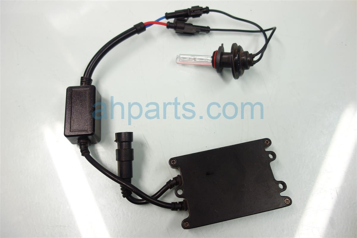 2013 Honda Civic AFT Passenger BALLAST AND HID HEADLIGHT Replacement