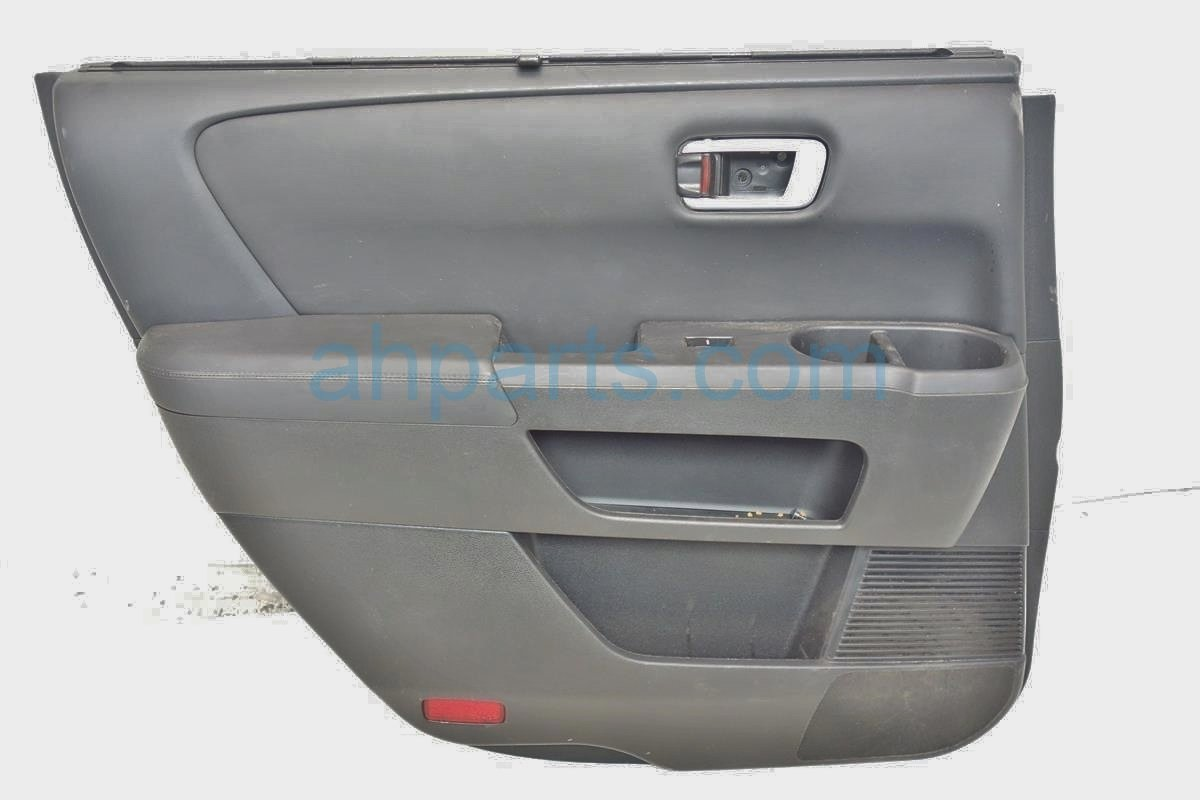 2012 Honda Pilot Trim liner Rear driver DOOR PANEL BLACK 83751 SZA A24ZC 83751SZAA24ZC Replacement