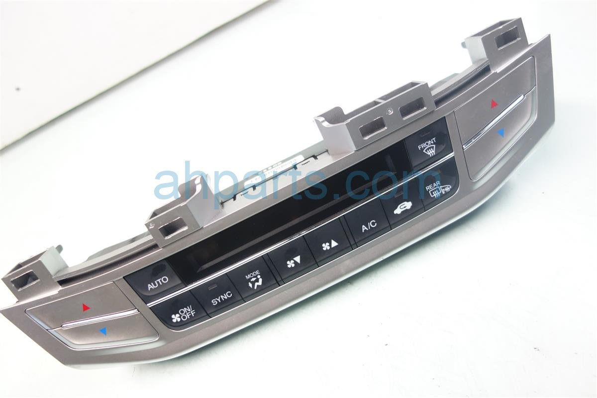 2013 Honda Accord Temperature Climate AC heater control TEMP CONT ON DASH 79600 T2F A41ZB 79600T2FA41ZB Replacement