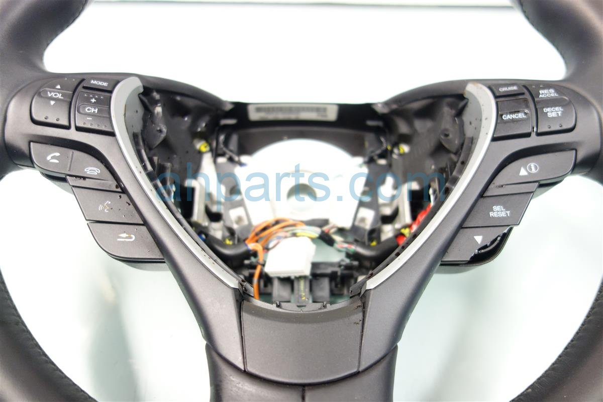 2014 Acura ILX STEERING WHEEL Black Nice 78501 TX4 A00ZA 78501TX4A00ZA Replacement