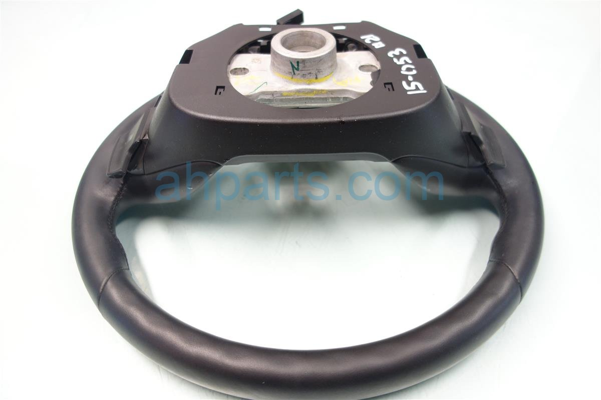 2014 Acura ILX STEERING WHEEL Black Nice 78501 TX4 A00ZA 78501TX4A00ZA Replacement