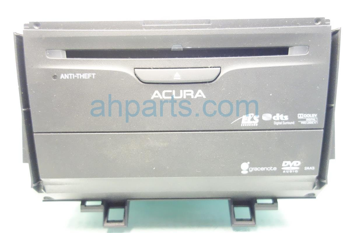 2011 Acura TSX NAV DVD PLAYER 39012 TL2 A51 39012TL2A51 Replacement