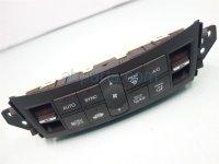 2011 Acura TSX Temperature Climate AC heater control TEMP CONT ON DASH 79600 TL2 A41ZA 79600TL2A41ZA Replacement