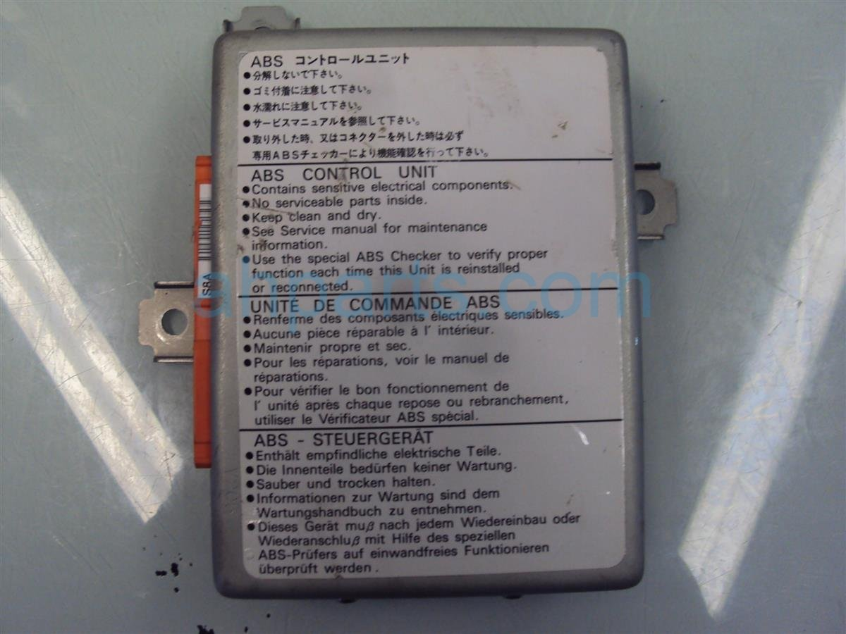 1996 Acura TL ABS COMPUTER 39790 SZ5 A11 39790SZ5A11 Replacement