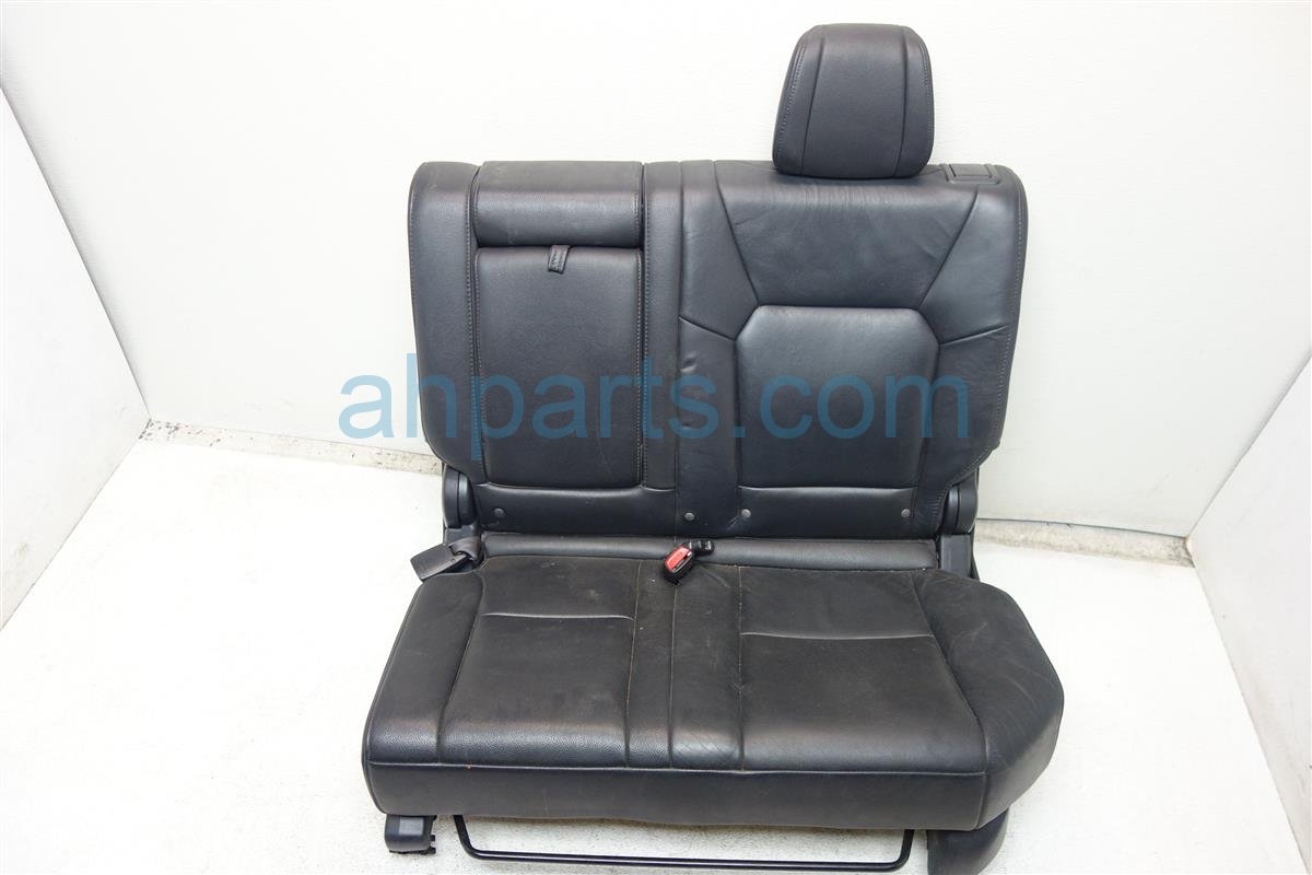 buy 145 2012 honda pilot rear back 2nd row 2nd row driver seat black 81721 sza a42zb. Black Bedroom Furniture Sets. Home Design Ideas