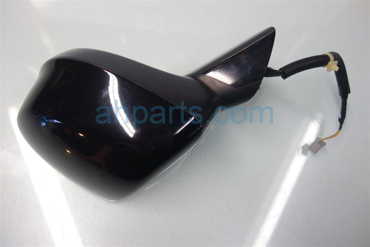 2012 Honda Civic Side Rear View DRIVER MIRROR BLACK SMALL SCRATCH 76258 TR3 A01 76258TR3A01 Replacement