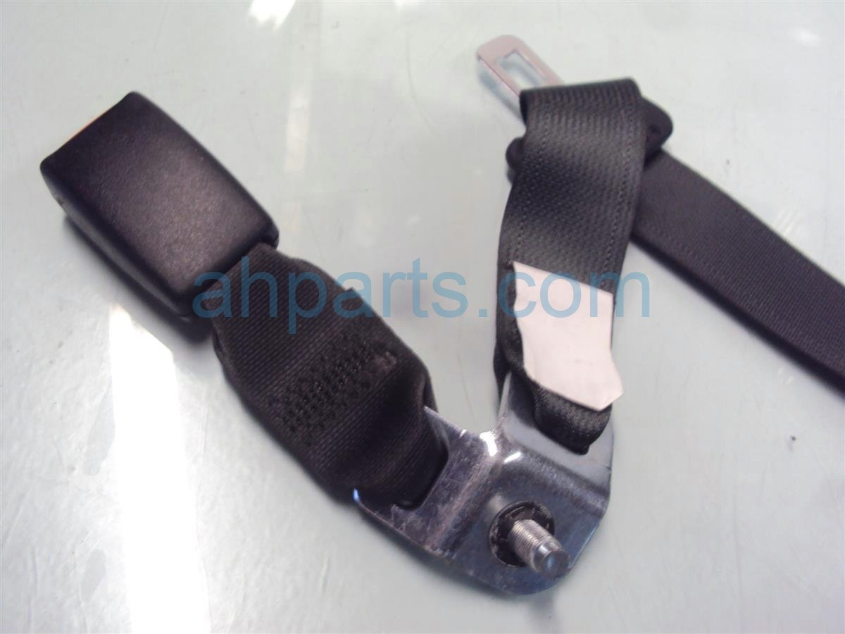 2013 Honda Civic Rear RR MID CENTER SEAT BELT BLACK 04826 TS8 A01ZB 04826TS8A01ZB Replacement