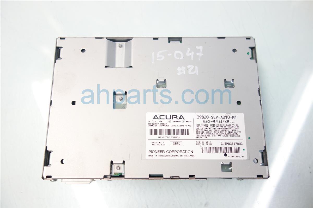 2004 Acura TL XM UNIT 39100 SEP A00ZA 39100SEPA00ZA Replacement