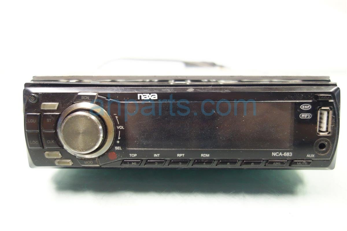 2001 Acura Integra AM FM CD RADIO aftermarket NCA 683 NCA683 Replacement