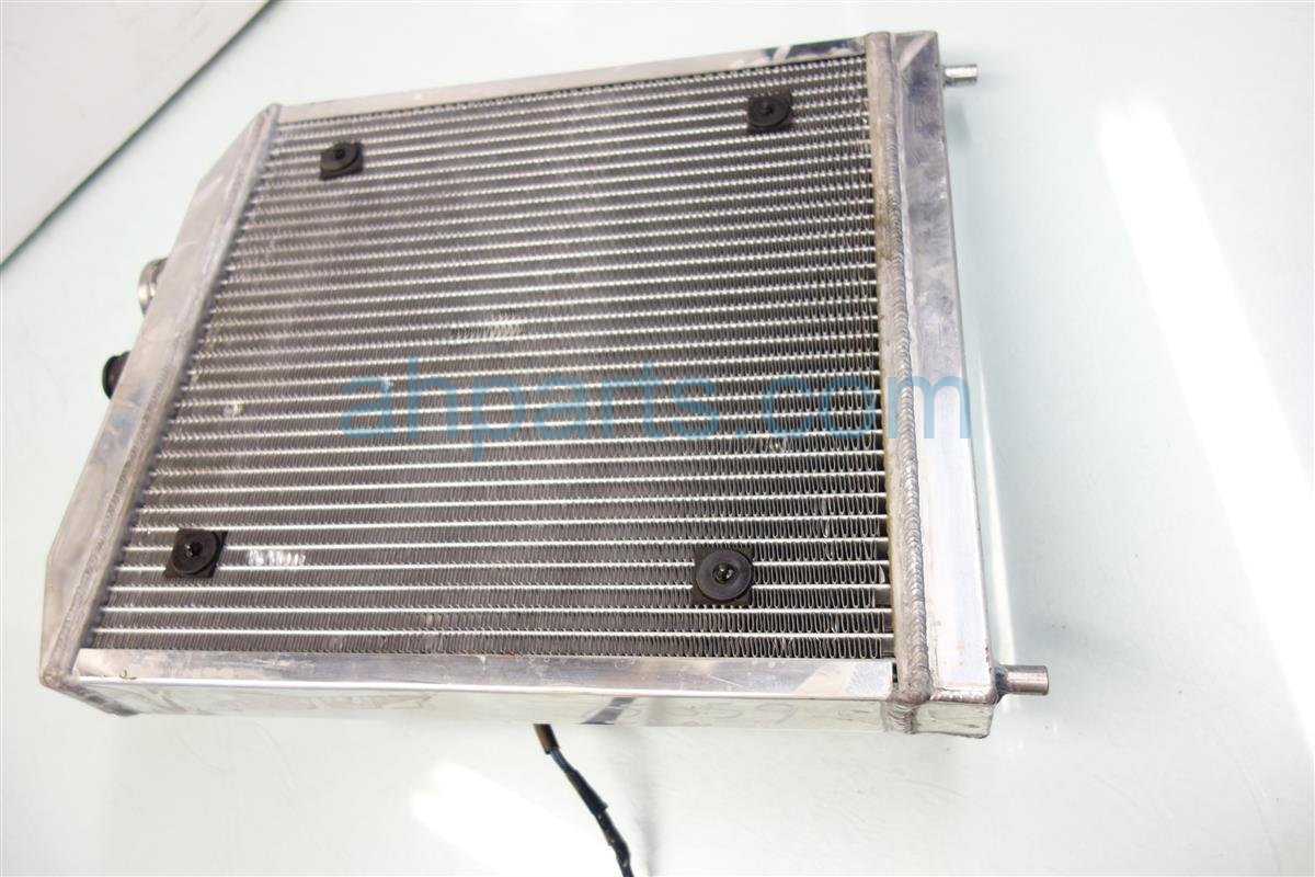 2001 Acura Integra Cooling RADIATOR FAN ASSEMBLY and RADIATOR Aftermarket Replacement