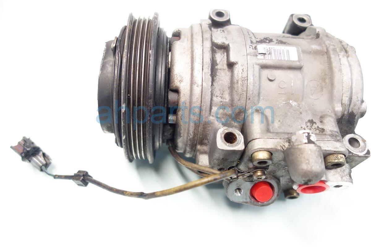 2001 Acura Integra clutch AC PUMP AIR COMPRESSOR Replacement