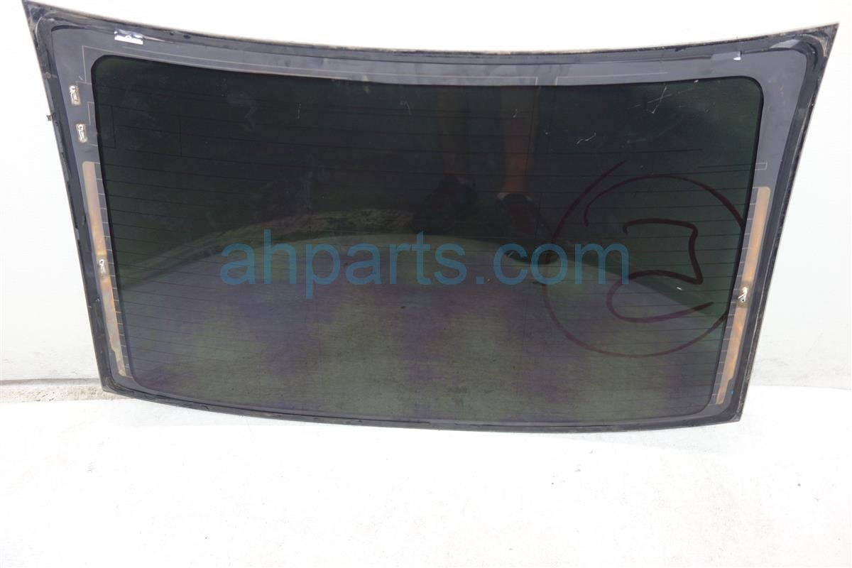 2011 Honda Accord Rear BACK GLASS WINDSHIELD Replacement