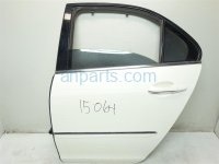2006 Acura RL 4dr Rear Driver Door,shell  silver 32754 SJA A00 Replacement