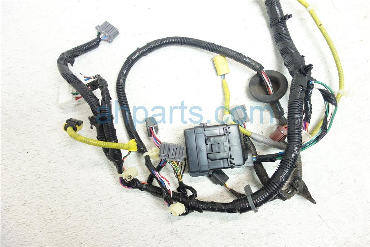 2012 Honda Pilot FLOOR HARNESS 32107 SZA A42 32107SZAA42 Replacement