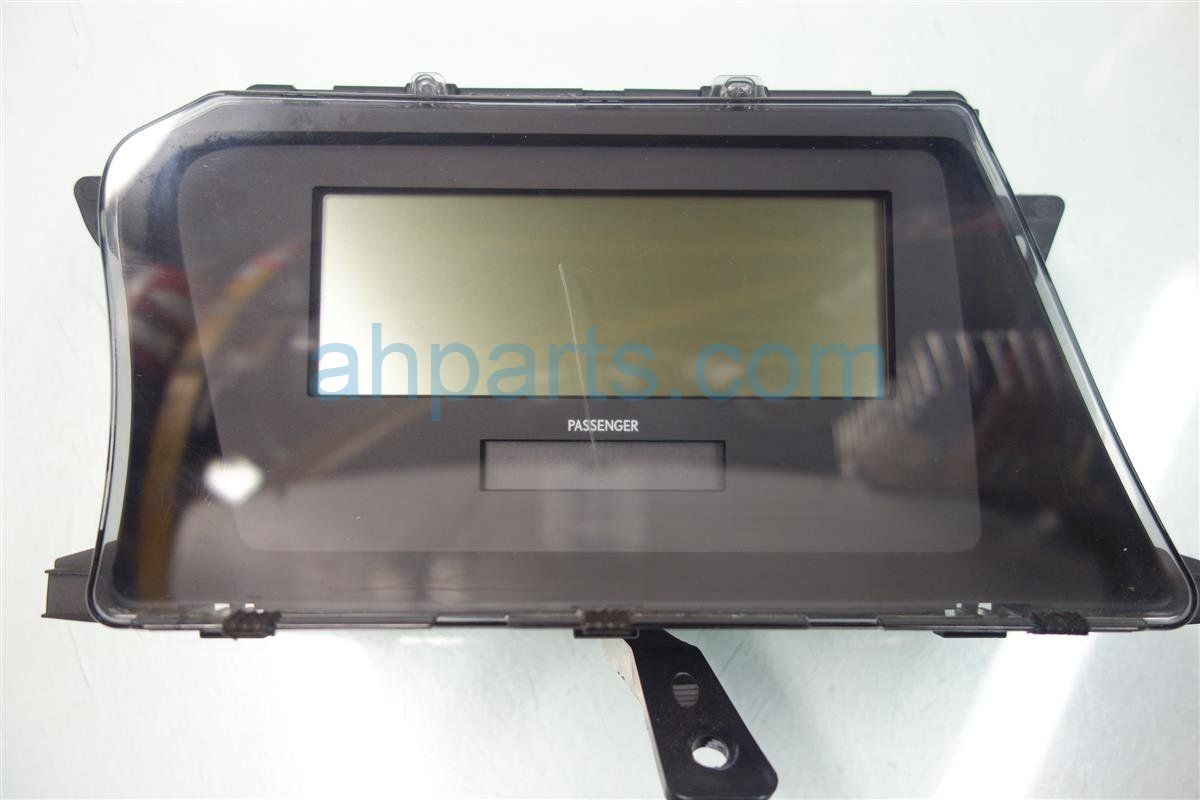 2010 Lexus Rx350 DISPLAY SCREEN NON NAVI 83290 0E010 832900E010 Replacement