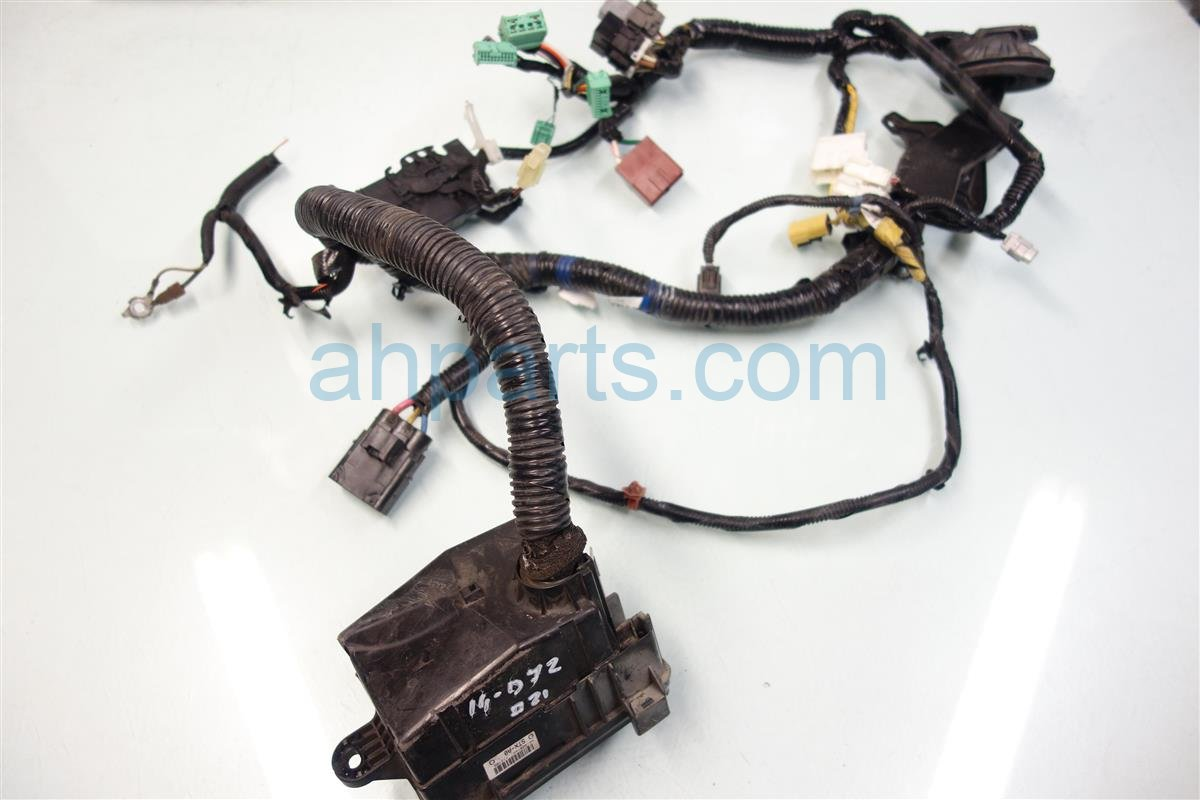 2007 Acura MDX Driver CABIN HARNESS 32120 STX A11 32120STXA11 Replacement