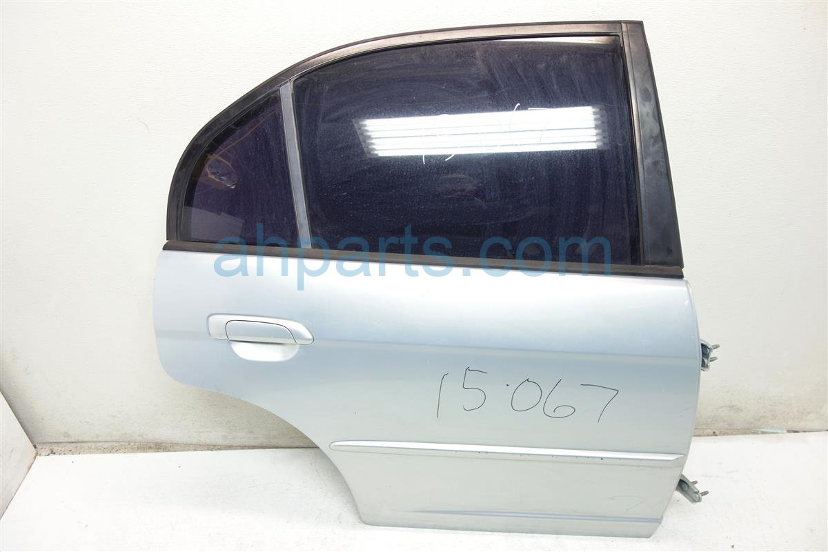 2003 Honda Civic Rear passenger DOOR LIGHT BLUE 32753 S5A 000 32753S5A000 Replacement