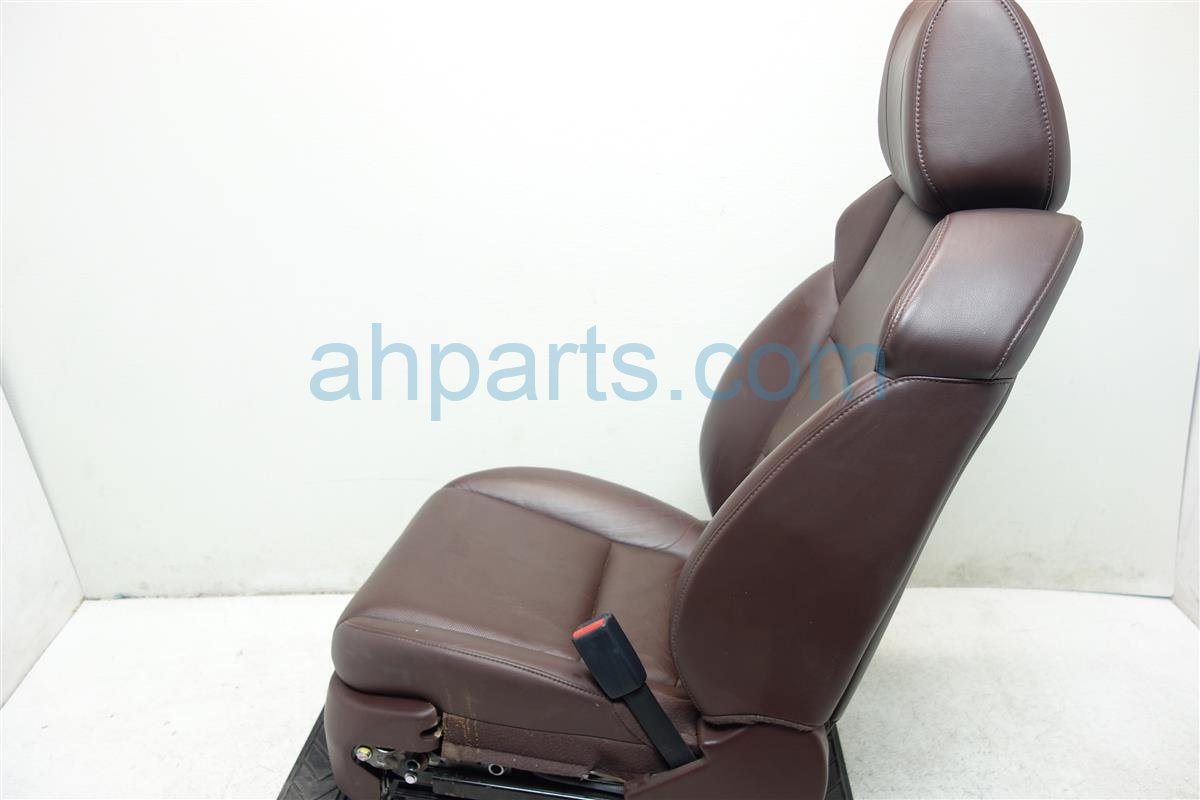 2007 Acura MDX Front passenger SEAT Burgundy Has some wear 04811 STX A40ZD 04811STXA40ZD Replacement