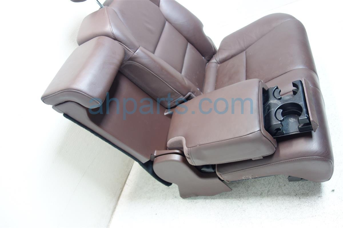 2007 Acura MDX Rear back 2nd row 2ND ROW Driver SEAT burgundy 81721 STX A41ZD 81721STXA41ZD Replacement