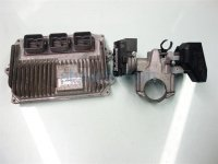 2013 Honda Accord ECU Control module Engine Computer Ignition key 37820 5A2 A06 378205A2A06 Replacement