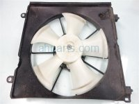 2013 Honda Accord Cooling RADIATOR FAN ASSEMBLY 19015 5A2 A02 190155A2A02 Replacement