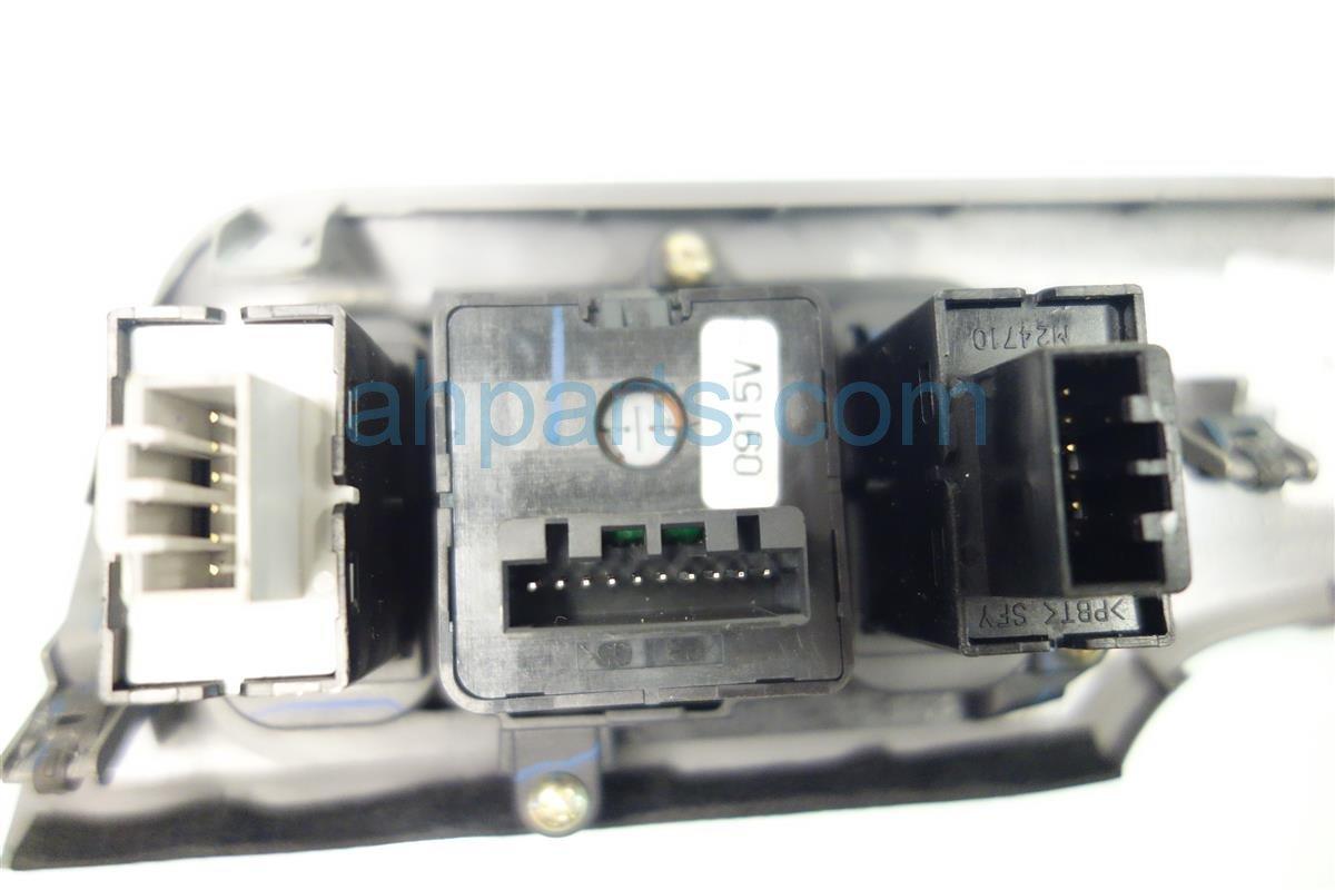 2007 Acura MDX Power Window Control SUNROOF SWITCH ASSEMBLY W PANEL 77548 STX A01ZA 77548STXA01ZA Replacement