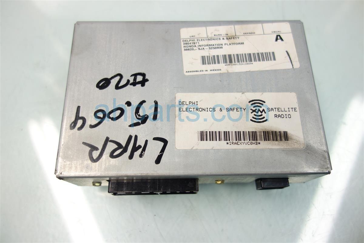 2005 Acura RL XM UNIT 39820 SJA 325 39820SJA325 Replacement
