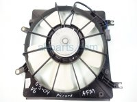 2003 Honda Accord Cooling Fan 03 07 V6 Accord AFM Replacement
