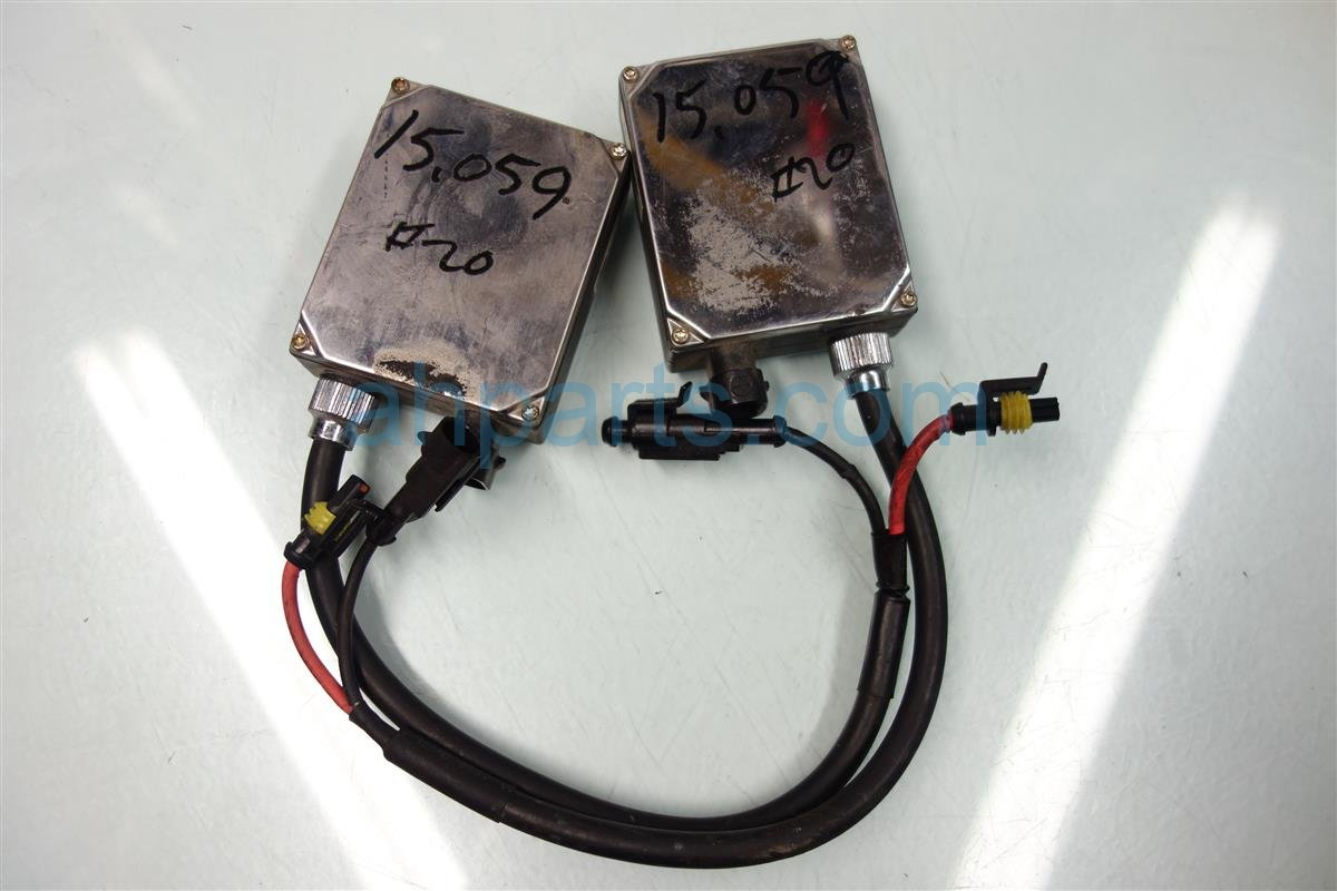 2001 Acura Integra AFTERMARKET HID BALLAST Replacement
