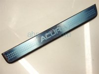 2008 Acura TSX Front driver SIDE GARNISH 84202 SEC A01ZB 84202SECA01ZB Replacement