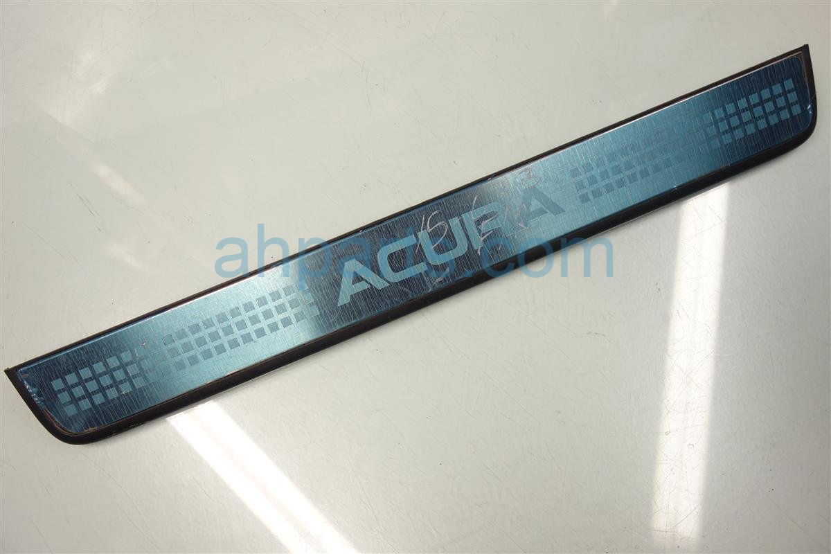 2008 Acura TSX Front passenger SIDE GARNISH 84202 SEC A01ZB 84202SECA01ZB Replacement