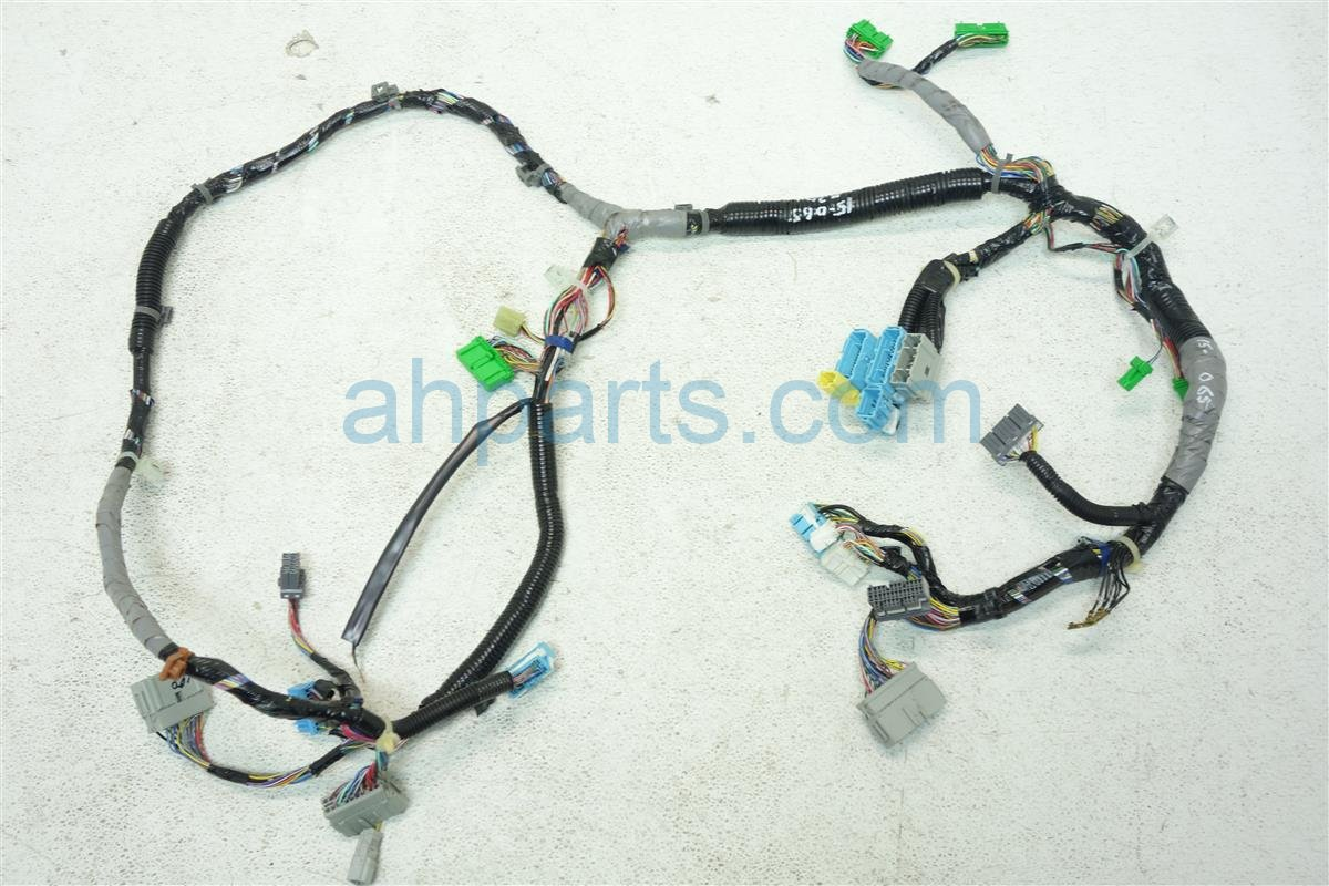 04 05 honda s2000 instrument dashboard wire harness wiring 32117 s2a a02