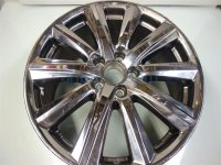 2014 Acura MDX Wheel 14 MDX RIM 10 SPK Front passenger CHROME SCRAPES Replacement